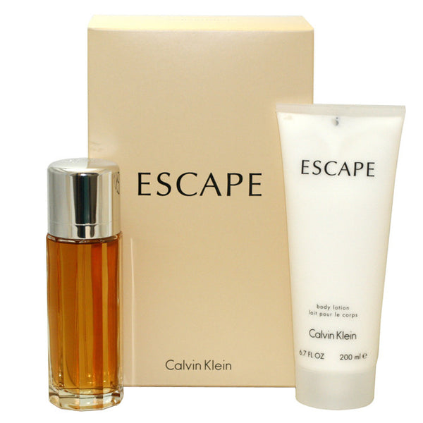 Escape by Calvin Klein 100ml EDP 2 Piece Gift Set