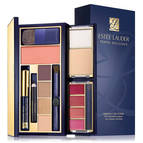 Estee Lauder Ingenious Color Palette Makeup Set