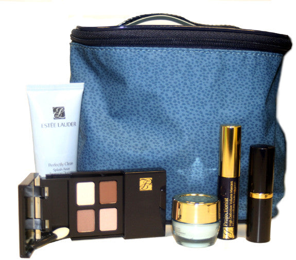 Estee Lauder Cosmetics 6 Piece Travel Gift Set