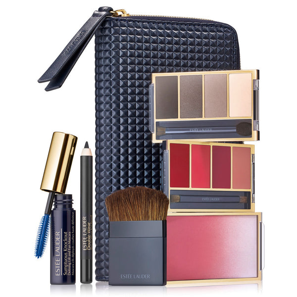 Estee Lauder Travel In Color Palette Makeup Set