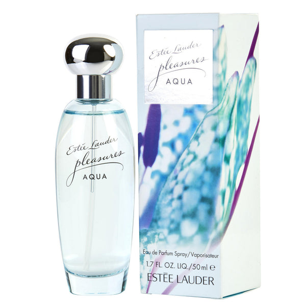 Pleasures Aqua by Estee Lauder 50ml EDP