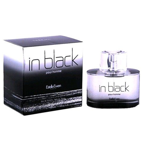 In Black by Estelle Ewen 100ml EDT for Men