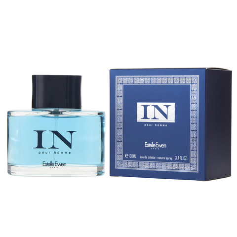 In Pour Homme by Estelle Ewen 100ml EDT for Men