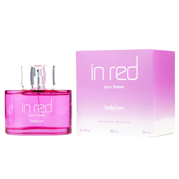 In Red by Estelle Ewen 100ml EDP for Women