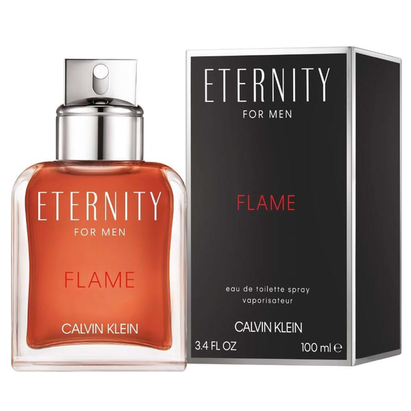 Eternity Flame by Calvin Klein 100ml EDT
