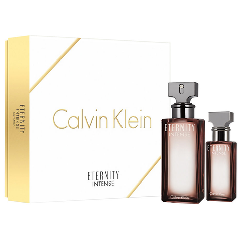 Eternity Intense by Calvin Klein 100ml EDP 2 Piece Gift Set