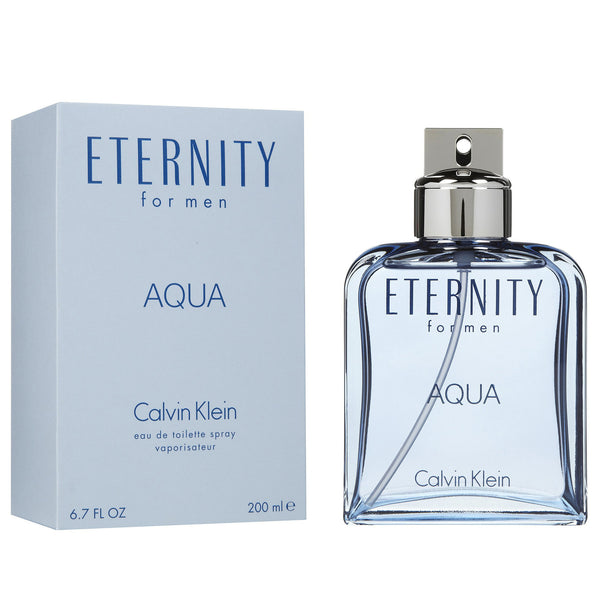 Eternity Aqua by Calvin Klein 200ml EDT