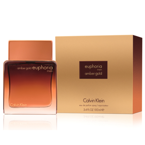 Euphoria Amber Gold by Calvin Klein 100ml EDP for Men