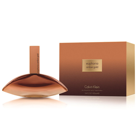 Euphoria Amber Gold by Calvin Klein 100ml EDP