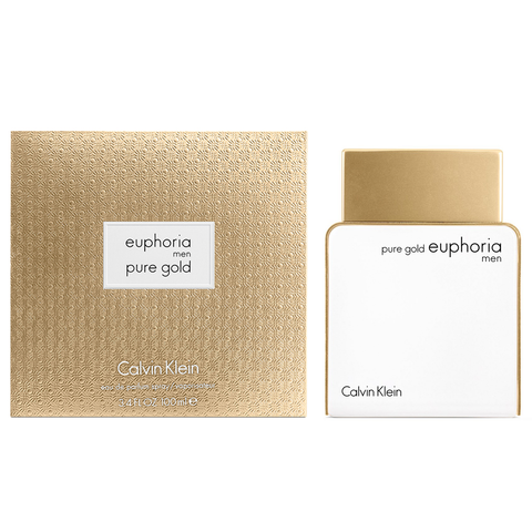 Euphoria Pure Gold by Calvin Klein 100ml EDP for Men