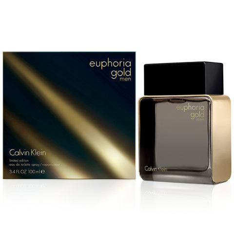 Euphoria Gold by Calvin Klein 100ml EDT