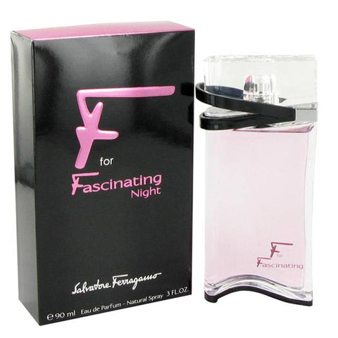 F for Fascinating Night by Salvatore Ferragamo 90ml EDP