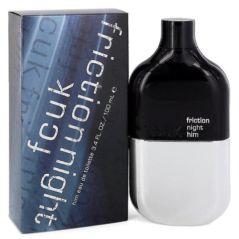 Friction Night by FCUK 100ml EDT for Men