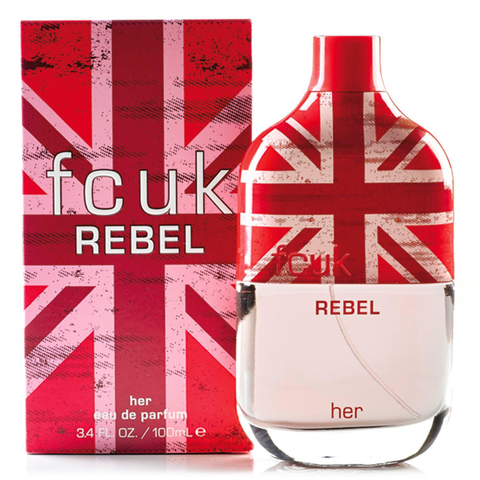 FCUK Rebel by FCUK 100ml EDP for Women