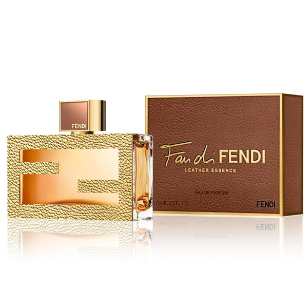 Fan di Fendi Leather Essence by Fendi 75ml EDP