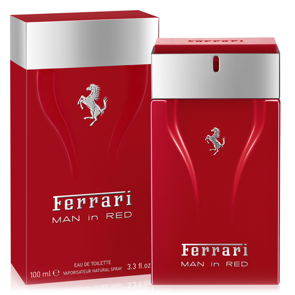 Man In Red by Ferrari 100ml EDT