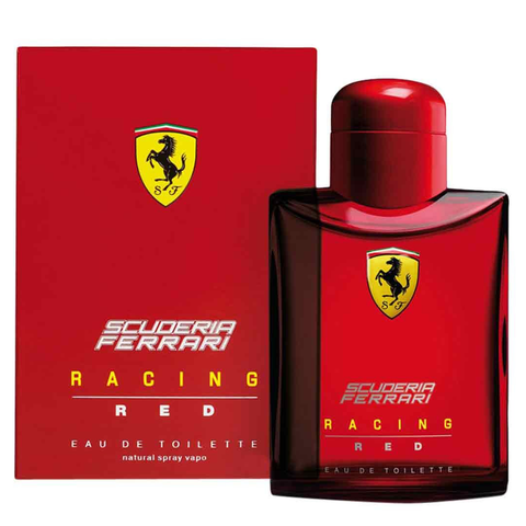 Ferrari Scuderia Racing Red 125ml EDT