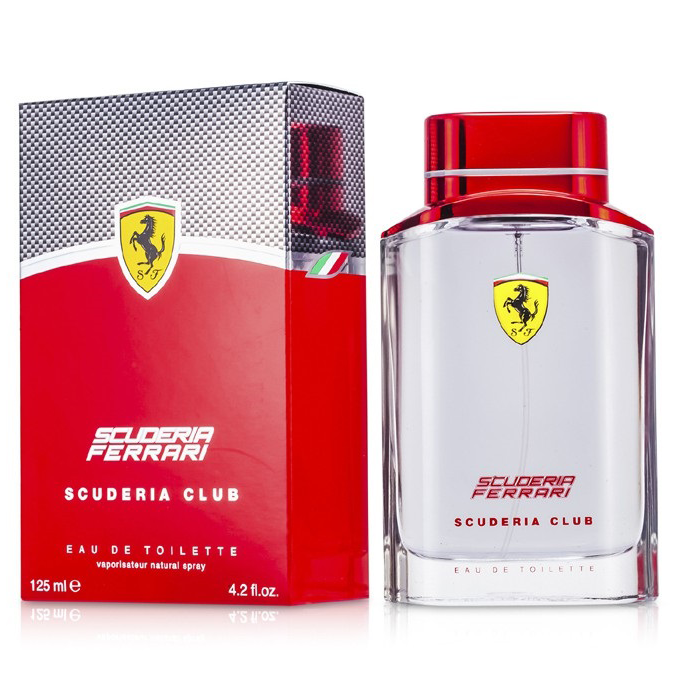 e1104d146 Ferrari Scuderia Club by Ferrari 125ml EDT