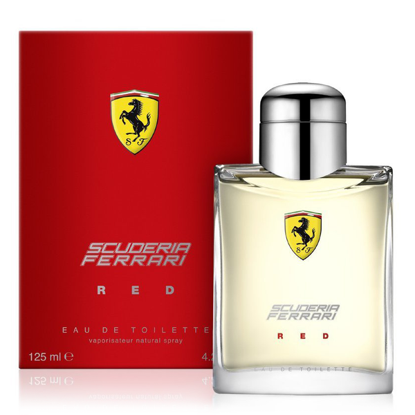 Ferrari Scuderia Red by Ferrari 125ml EDT