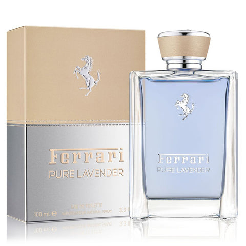 Ferrari Pure Lavender by Ferrari 100ml EDT