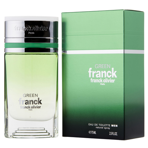Green Franck by Franck Olivier 75ml EDT for Men
