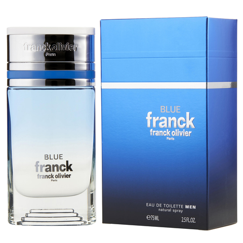 Blue Franck by Franck Olivier 75ml EDT for Men