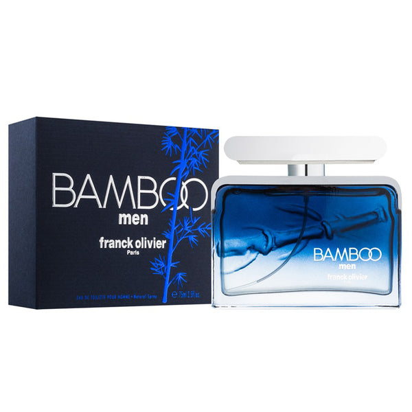 Bamboo Men by Franck Olivier 75ml EDT
