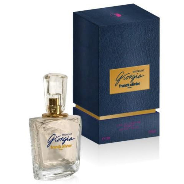 Giorgia Midnight by Franck Olivier 75ml EDP