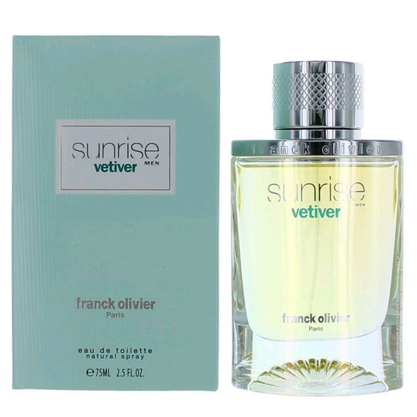 Sunrise Vetiver by Franck Olivier 75ml EDT