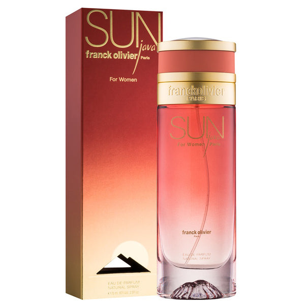 Sun Java by Franck Olivier 75ml EDP for Women