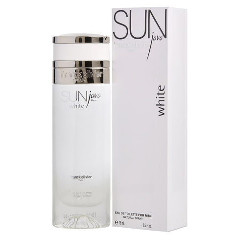 Sun Java White by Franck Olivier 75ml EDT