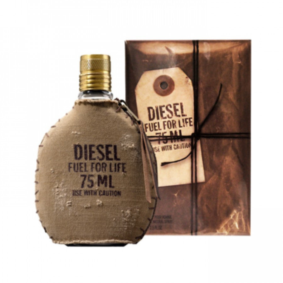Fuel for Life by Diesel 75ml EDT | Perfume NZ