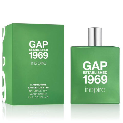 Gap 1969 Inspire by Gap 100ml EDT for men