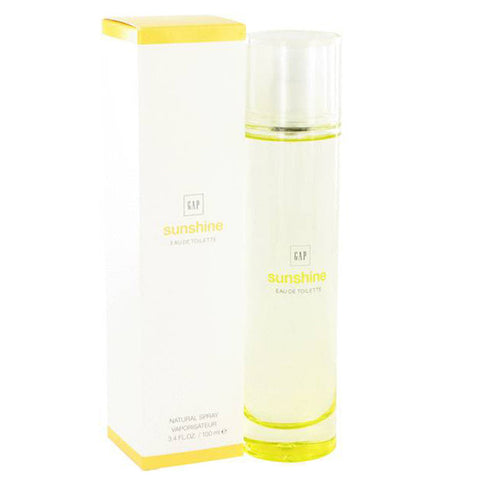Gap Sunshine by Gap 100ml EDT Spray (W)