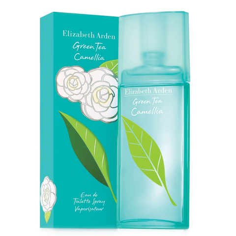 Green Tea Camellia by Elizabeth Arden 100ml EDT