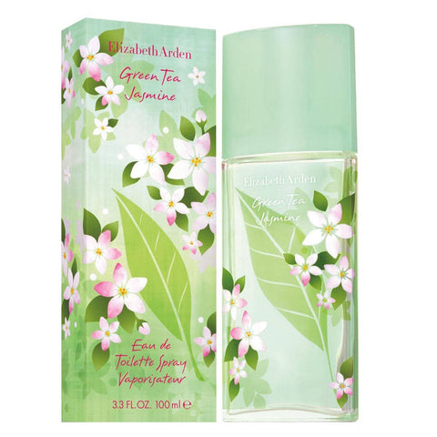Green Tea Jasmine by Elizabeth Arden 100ml EDT