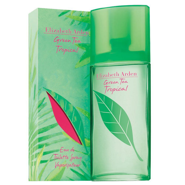 Green Tea Tropical by Elizabeth Arden 100ml EDT