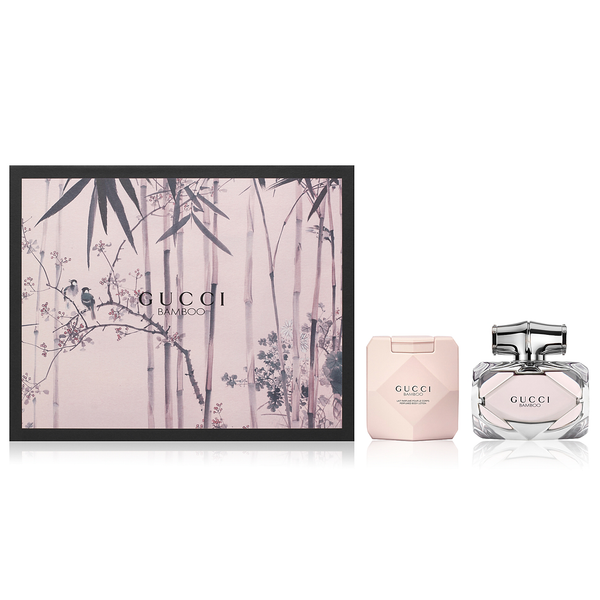 Gucci Bamboo by Gucci 50ml EDP 2 Piece Gift Set