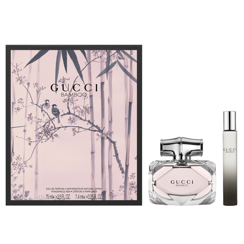 Gucci Bamboo by Gucci 75ml EDP 2 Piece Gift Set