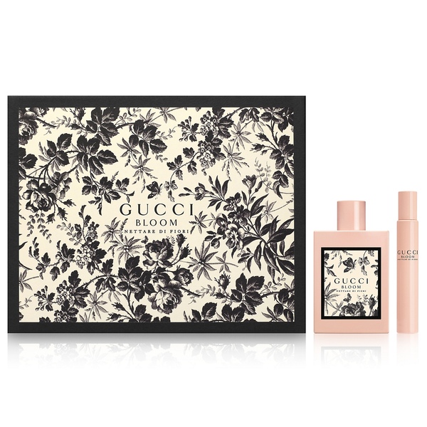 Gucci Bloom Nettare Di Fiori by Gucci 100ml EDP 2 Piece Gift Set
