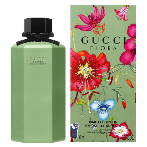 Gucci Flora Emerald Gardenia 100ml EDT for Women