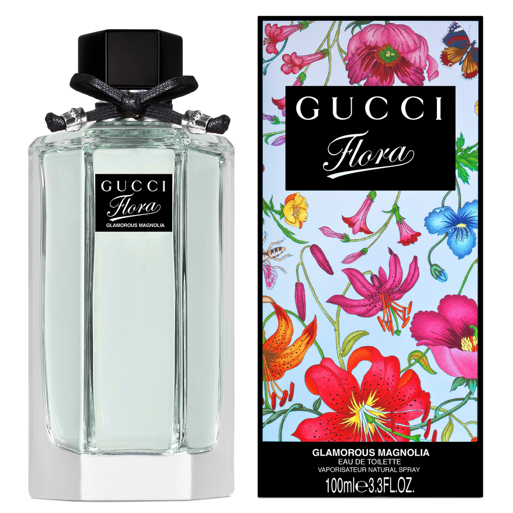 028a49bfc Gucci Flora Glamorous Magnolia 100ml EDT | Perfume NZ