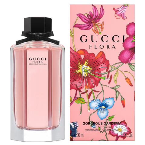Gucci Flora Gorgeous Gardenia 100ml EDT