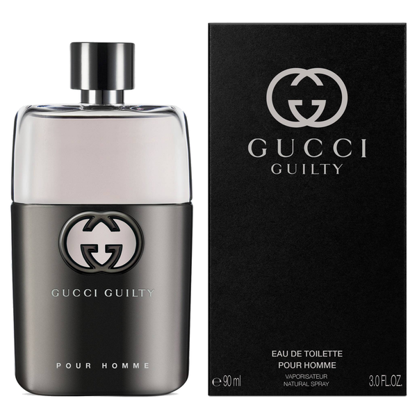 Gucci Guilty by Gucci 90ml EDT for Men
