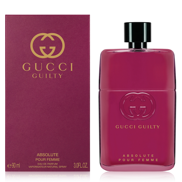 Gucci Guilty Absolute by Gucci 90ml EDP for Women