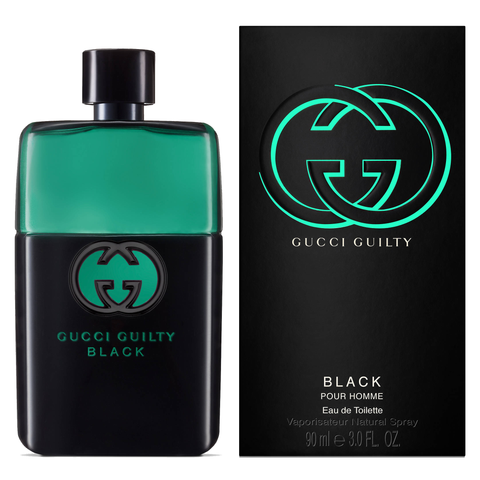 Gucci Guilty Black by Gucci 90ml EDT for Men