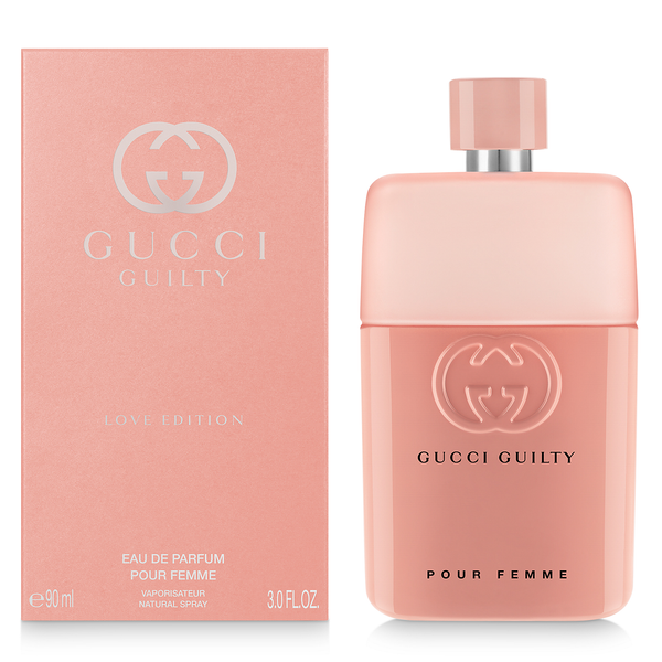 Gucci Guilty Love by Gucci 90ml EDP for Women