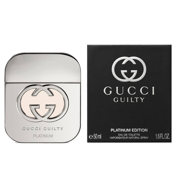 Gucci Guilty Platinum by Gucci 50ml EDT