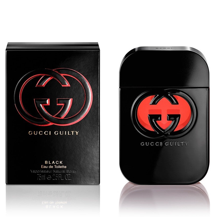 601f1bff23 Gucci Guilty Black by Gucci 75ml EDT | Perfume NZ