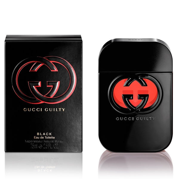 Gucci Guilty Black by Gucci 75ml EDT